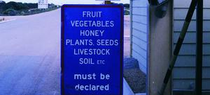 Quarantine items