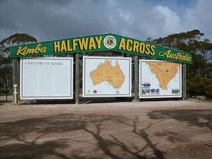 Halfway Across Australia, Kimba (SA)