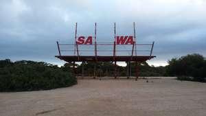 Border of South Australia and Western Australia