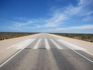 RFDS Emergency Airstrip on Eyre Highway