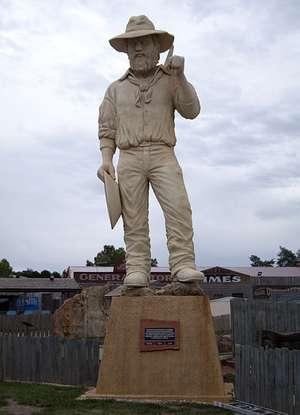 Big Miner at Ballarat